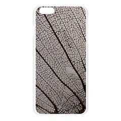 Sea Fan Coral Intricate Patterns Apple Seamless iPhone 6 Plus/6S Plus Case (Transparent)