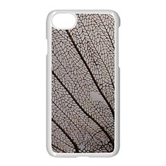 Sea Fan Coral Intricate Patterns Apple Iphone 7 Seamless Case (white)