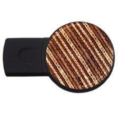 Udan Liris Batik Pattern Usb Flash Drive Round (2 Gb)