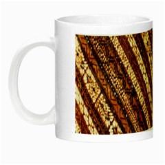 Udan Liris Batik Pattern Night Luminous Mugs