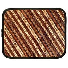 Udan Liris Batik Pattern Netbook Case (xl)