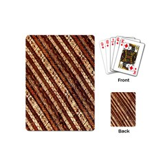 Udan Liris Batik Pattern Playing Cards (mini)