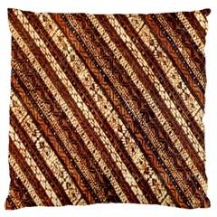 Udan Liris Batik Pattern Large Cushion Case (two Sides)
