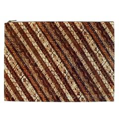 Udan Liris Batik Pattern Cosmetic Bag (xxl)