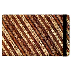 Udan Liris Batik Pattern Apple Ipad 2 Flip Case