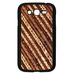 Udan Liris Batik Pattern Samsung Galaxy Grand DUOS I9082 Case (Black)