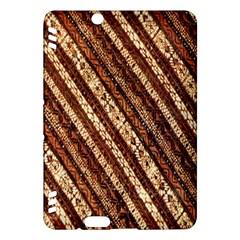Udan Liris Batik Pattern Kindle Fire HDX Hardshell Case