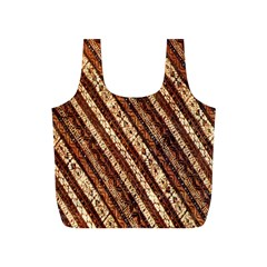 Udan Liris Batik Pattern Full Print Recycle Bags (s)