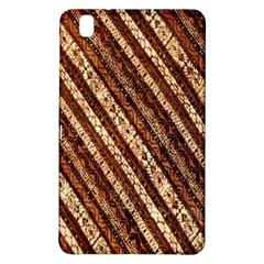 Udan Liris Batik Pattern Samsung Galaxy Tab Pro 8 4 Hardshell Case