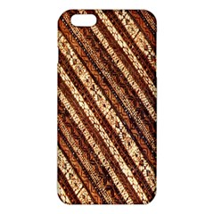 Udan Liris Batik Pattern Iphone 6 Plus/6s Plus Tpu Case
