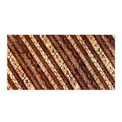 Udan Liris Batik Pattern Satin Wrap