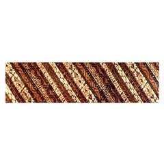 Udan Liris Batik Pattern Satin Scarf (Oblong)
