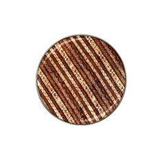Udan Liris Batik Pattern Hat Clip Ball Marker (10 Pack)