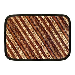 Udan Liris Batik Pattern Netbook Case (Medium)
