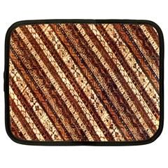 Udan Liris Batik Pattern Netbook Case (Large)