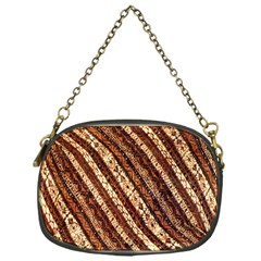 Udan Liris Batik Pattern Chain Purses (one Side)
