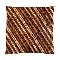 Udan Liris Batik Pattern Standard Cushion Case (two Sides)