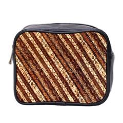 Udan Liris Batik Pattern Mini Toiletries Bag 2 Side