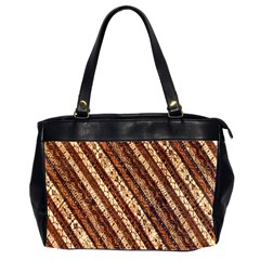 Udan Liris Batik Pattern Office Handbags (2 Sides)