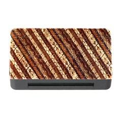 Udan Liris Batik Pattern Memory Card Reader With Cf