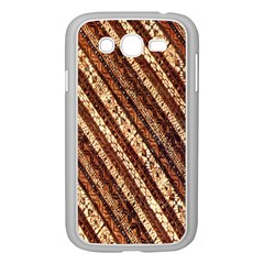 Udan Liris Batik Pattern Samsung Galaxy Grand Duos I9082 Case (white)