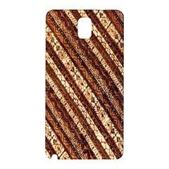 Udan Liris Batik Pattern Samsung Galaxy Note 3 N9005 Hardshell Back Case