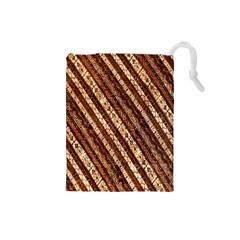 Udan Liris Batik Pattern Drawstring Pouches (small)
