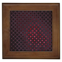 Star Patterns Framed Tiles