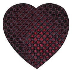 Star Patterns Jigsaw Puzzle (Heart)