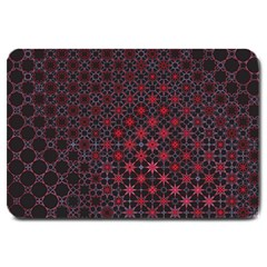 Star Patterns Large Doormat