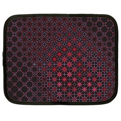 Star Patterns Netbook Case (large)