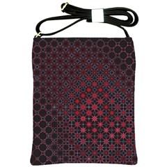 Star Patterns Shoulder Sling Bags