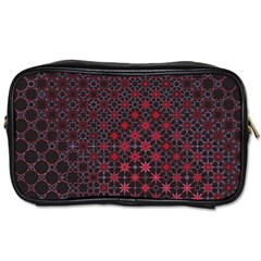 Star Patterns Toiletries Bags 2 Side