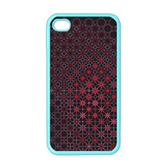 Star Patterns Apple iPhone 4 Case (Color)