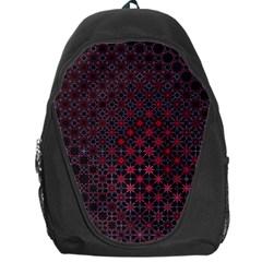 Star Patterns Backpack Bag