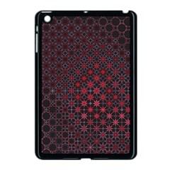 Star Patterns Apple Ipad Mini Case (black)