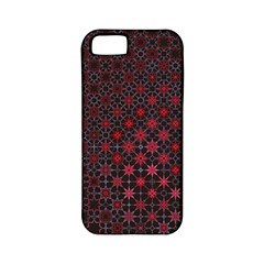 Star Patterns Apple iPhone 5 Classic Hardshell Case (PC+Silicone)