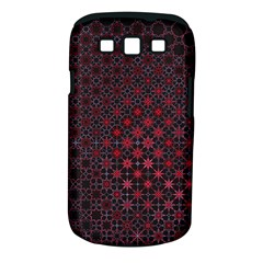 Star Patterns Samsung Galaxy S Iii Classic Hardshell Case (pc+silicone)