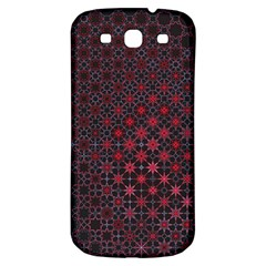 Star Patterns Samsung Galaxy S3 S Iii Classic Hardshell Back Case