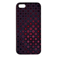 Star Patterns Apple Iphone 5 Premium Hardshell Case