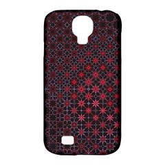 Star Patterns Samsung Galaxy S4 Classic Hardshell Case (pc+silicone)