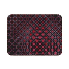 Star Patterns Double Sided Flano Blanket (mini)