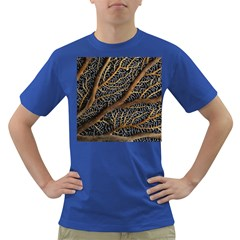 Trees Forests Pattern Dark T Shirt