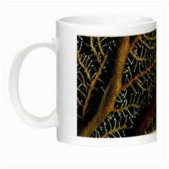 Trees Forests Pattern Night Luminous Mugs