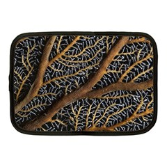 Trees Forests Pattern Netbook Case (Medium)