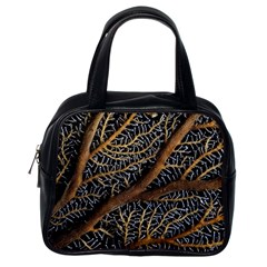 Trees Forests Pattern Classic Handbags (one Side)