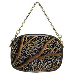 Trees Forests Pattern Chain Purses (one Side)