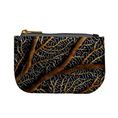 Trees Forests Pattern Mini Coin Purses