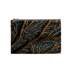 Trees Forests Pattern Cosmetic Bag (medium)