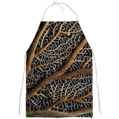 Trees Forests Pattern Full Print Aprons